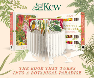 The Kew Tropical Hothouse