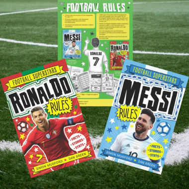 Football Superstars Teacher Resources