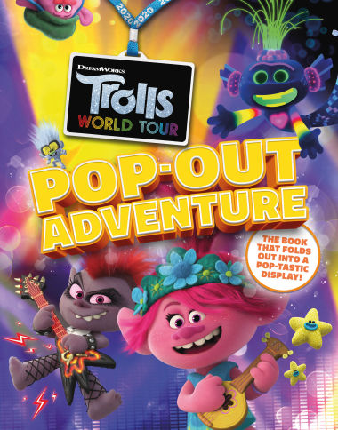 Trolls World Tour Pop-Out Adventure