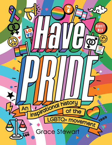 Have Pride A3 Poster