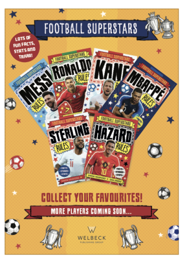 Football Superstars Brochure